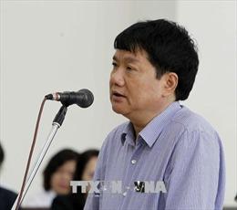 Xét xử vụ án tại PVC: Viện Kiểm sát đề nghị y án sơ thẩm đối với bị cáo Đinh La Thăng