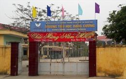 Bắt tạm giam nguyên Hiệu trưởng Trường tiểu học Đặng Cương, Hải Phòng