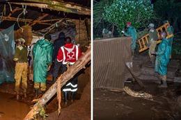 Vỡ đập do mưa lớn, ít nhất 20 người Kenya thiệt mạng