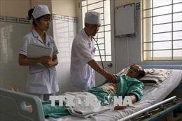 Khẩn cấp cứu sống bệnh nhân vỡ tá tràng, máu tràn ổ bụng