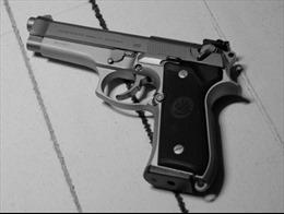 Hà Nam: Tạm giữ đối tượng tàng trữ, sử dụng súng trái phép
