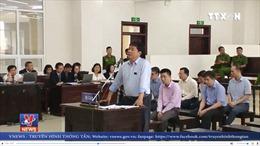 Bị cáo Đinh La Thăng nhận trách nhiệm về hành vi thiếu trách nhiệm