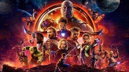 'Avengers: Infinity War' hốt bạc tại Trung Quốc