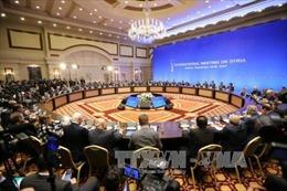 Các bên sẵn sàng cho vòng hòa đàm tiếp theo về Syria tại Kazakhstan
