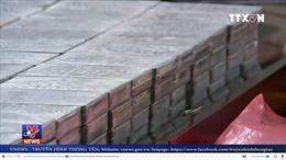 Công an Lào Cai thu giữ 329 bánh heroin