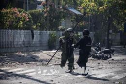 Thương vong tăng trong các vụ đánh bom nhà thờ tại Indonesia