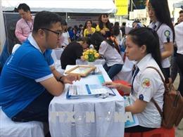 Hơn 40 đơn vị đào tạo tham gia ngày hội tuyển sinh giáo dục nghề nghiệp