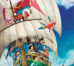 Bộ phim phá mọi kỉ lục trong series Doraemon tại Nhật Bản sắp đổ bộ Việt Nam