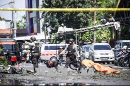 Thêm một vụ nổ bom ở Đông Java, báo động an ninh lên mức cao nhất