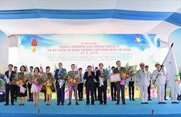 FrieslandCampina đón nhận Huân chương Lao động hạng Nhì