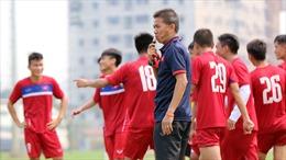 U19 Việt Nam chuẩn bị cho Giải vô địch U19 Đông Nam Á 2018