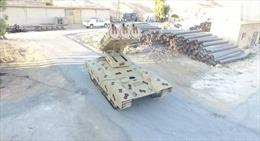 Syria 'trình làng' hệ thống rocket Golan-1000