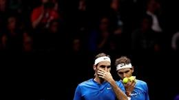 Roger Federer soán ngôi giữa mùa đất nện, Nadal rượt đuổi