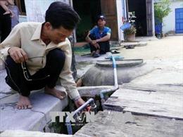 Mới vào mùa nắng, hàng nghìn hộ dân Bình Định đã lâm cảnh 'khát' nước sạch
