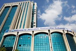 Guatemala khai trương đại sứ quán ở Jerusalem