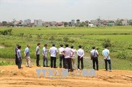 Xây dựng trạm biến áp 110kV Phú Xuyên (Hà Nội) đảm bảo các quy định hiện hành