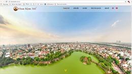 Quận Hoàn Kiếm sắp ra mắt trang thông tin điện tử phục vụ phát triển du lịch