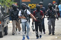 Indonesia bắt giữ 3 nghi phạm khủng bố ở ngoại ô Jakarta