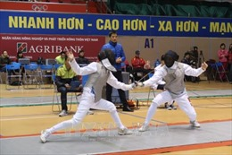 Khai mạc Giải Vô địch đấu kiếm trẻ quốc gia lần thứ IX, năm 2018