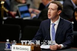 CEO Facebook M. Zuckerberg sẽ điều trần trước Nghị viện châu Âu