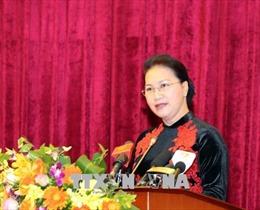 Chủ tịch Quốc hội dự Lễ kỷ niệm Ngày khoa học và công nghệ Việt Nam lần thứ 5