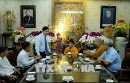 Lãnh đạo TP Hồ Chí Minh chúc mừng Phật đản các chư tôn đức - Giáo phẩm