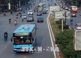 Hà Nội mở thí điểm tuyến xe buýt sử dụng nhiên liệu sạch