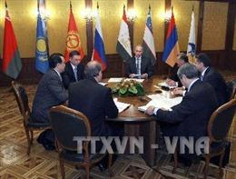 Liên minh kinh tế Á - Âu ký thỏa thuận thương mại tạm thời với Iran