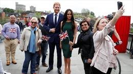 Nước Anh sẵn sàng cho đám cưới cổ tích của Hoàng tử Harry và 'Lọ lem' Meghan