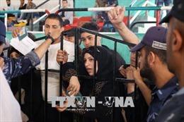 Ai Cập mở cửa khẩu với Dải Gaza trong tháng lễ Ramadan