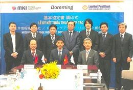 LienVietPostBank ký kết với đối tác Nhật Bản triển khai giải pháp quản trị nhân lực