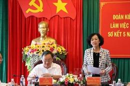 Đắk Nông: Tiếp tục gắn công tác dân vận với xây dựng và chỉnh đốn Đảng