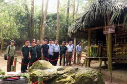 Hoạt động về nguồn nhân kỷ niệm 128 năm Ngày sinh Chủ tịch Hồ Chí Minh