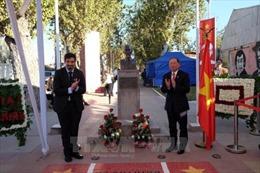 Long trọng kỷ niệm 128 năm ngày sinh Chủ tịch Hồ Chí Minh tại Lào, Chile
