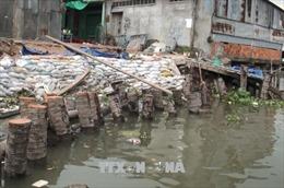 Thủ tướng chỉ đạo tập trung khắc phục sạt lở vùng Đồng bằng sông Cửu Long