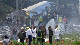 Công bố nguyên nhân tai nạn máy bay làm 112 người thiệt mạng tại Cuba