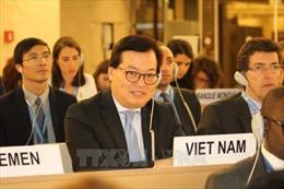Việt Nam nhấn mạnh giải quyết căng thẳng tại Dải Gaza bằng hòa bình