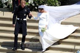 Những điểm nhấn ý nghĩa của hôn lễ Hoàng gia Anh