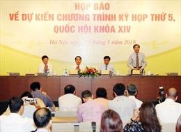 Nhiều đổi mới nâng cao chất lượng hoạt động Quốc hội