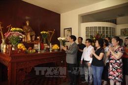 Cộng đồng người Việt tại Mozambique tổ chức kỷ niệm 128 năm ngày sinh nhật Bác