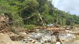 Đẩy nhanh tiến độ lập bản đồ cảnh báo nguy cơ trượt lở đất đá các tỉnh miền núi