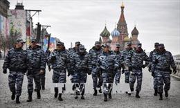 Nga bắt giữ một nhóm cực đoan hoạt động tại Crimea