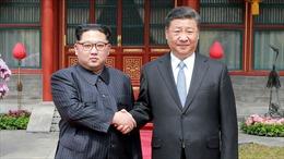 Tổng thống Trump đề nghị Trung Quốc thắt chặt an ninh biên giới với Triều Tiên