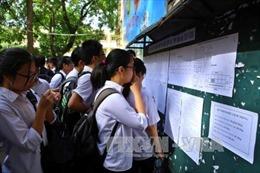 Bộ Giáo dục Đào tạo thu hồi đề án đổi mới thi THPT quốc gia và tuyển sinh đại học