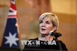 Australia phản đối hoạt động quân sự hóa của Trung Quốc trên Biển Đông