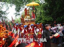 Phú Thọ: Đảm bảo trang nghiêm, thành kính khi tổ chức Giỗ Tổ Hùng Vương