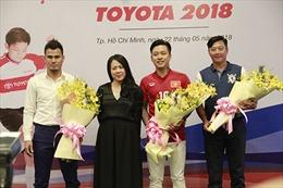"""Khởi động """"Trại hè Bóng đá Thiếu niên Toyota 2018"""""""