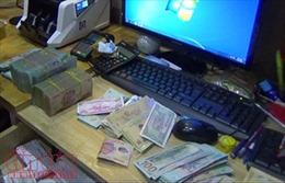 Bắt giữ thêm 4 đối tượng trong đường dây đánh bạc qua mạng mỗi ngày 4 - 5 tỷ đồng