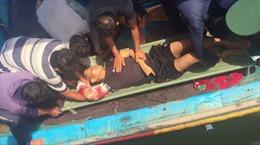 Ngư dân bị cá mập tấn công gần đảo Bạch Long Vĩ