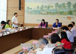 Kỳ họp thứ 5, Quốc hội khóa XIV: Bảo đảm tính đồng bộ trong thực hiện quy hoạch